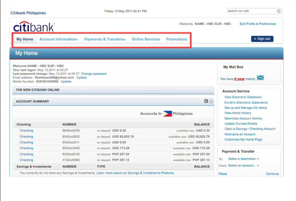 How to Apply and Register for Citibank Online Banking - Banking 14