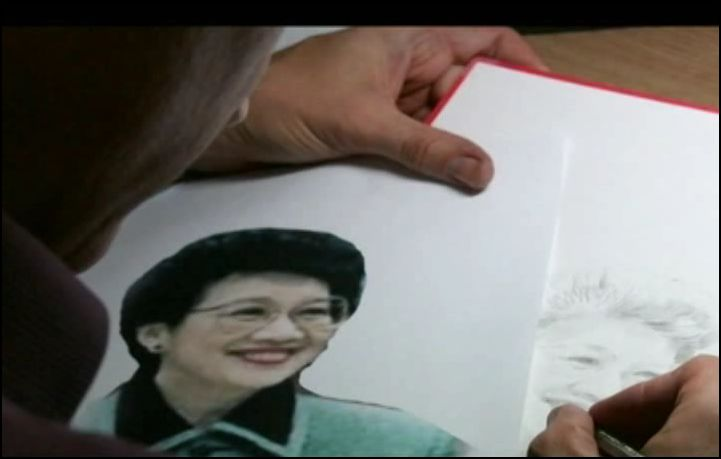 Corazon Aquino drawn for New Philippine Peso Bill