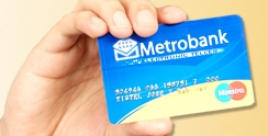 Metrobank ATM Card