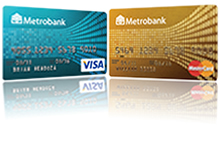 Metrobank Classic/Gold Credit Card
