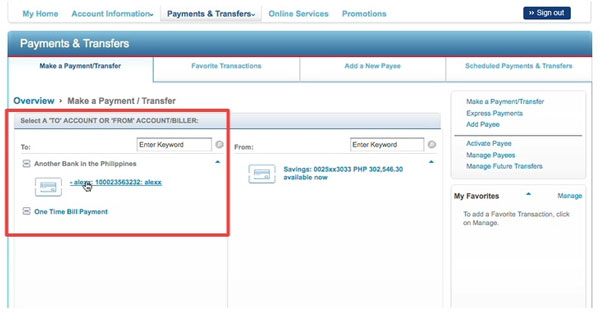 Transfer Money Through Citibank Online Banking