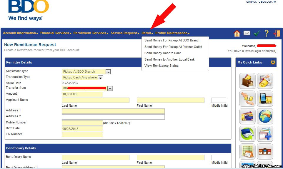 Transfer Money To Philippines Bank Account Currency
