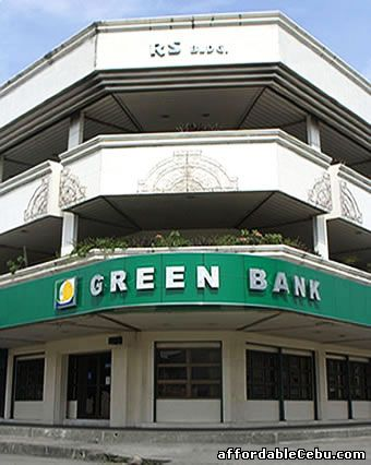 Green Bank Bacolod Branch
