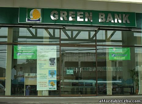 Green Bank Iloilo Branch