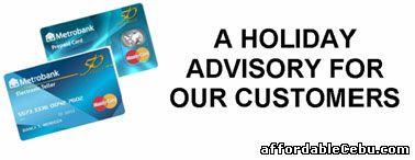 Metrobank ATM Card Purchase