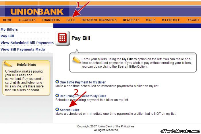 Pay Sky Cable and Sky Broadband Bill Online