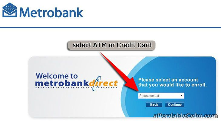 how to add credit card to rbc online banking