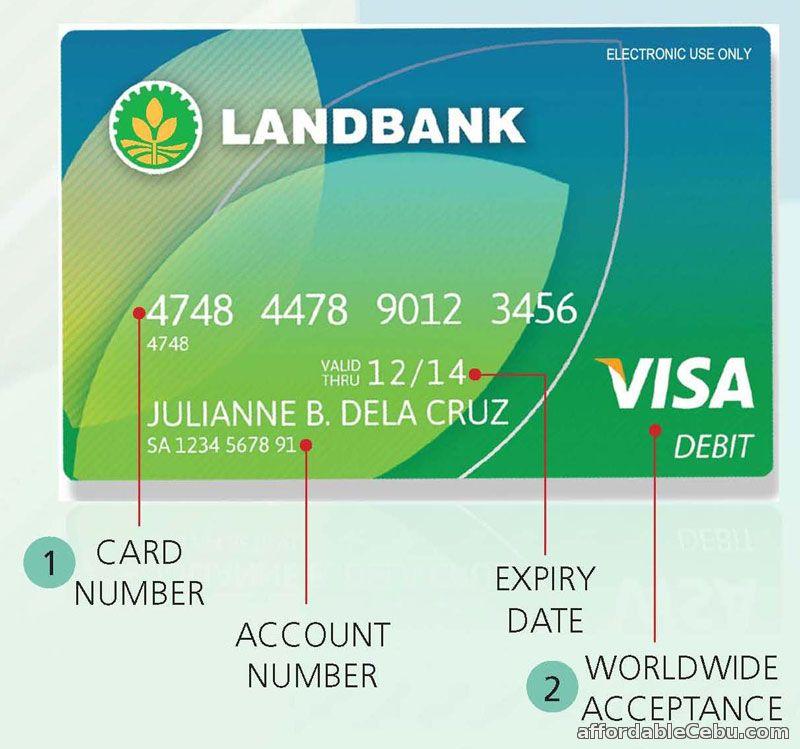 LandBank ATM Card