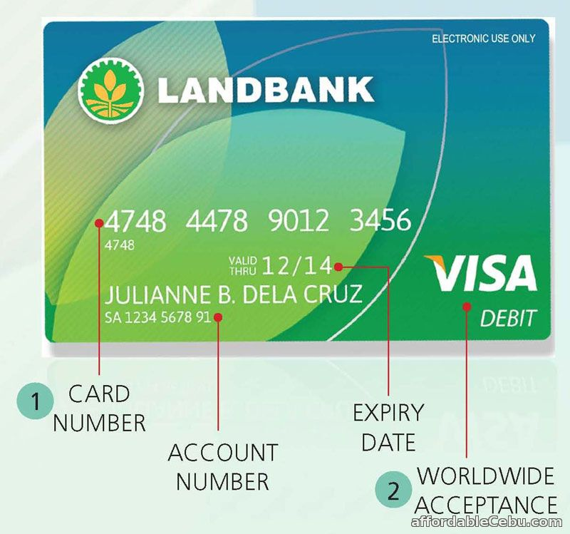 Are ATM Card Number And Bank Account Number The Same