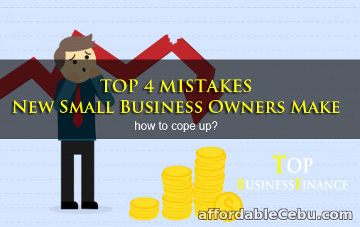 Top 4 Mistakes New Business Owners Make