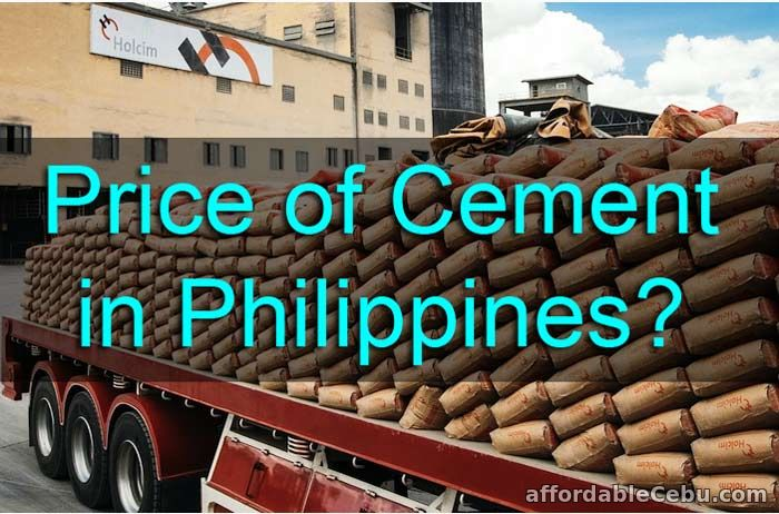 Cement Price in Philippines
