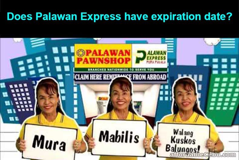Does Palawan Express have expiration?