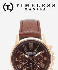 Timeless Manila