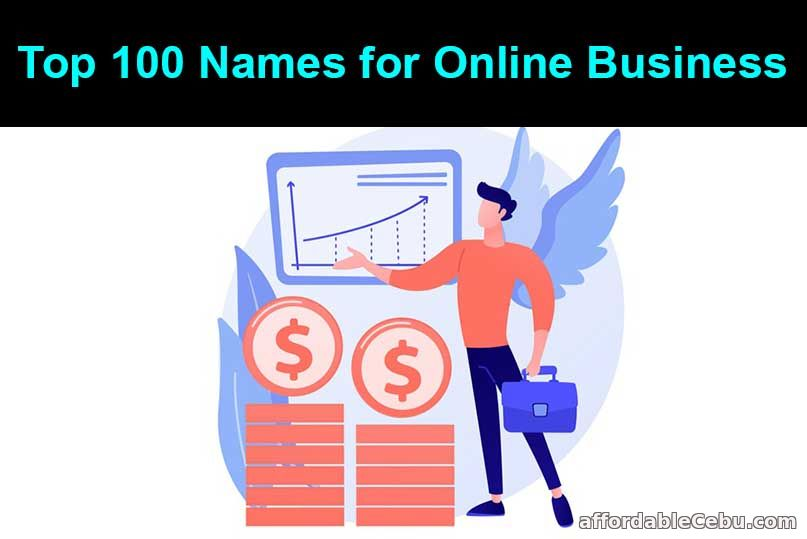 Top 100 Names for Online Business
