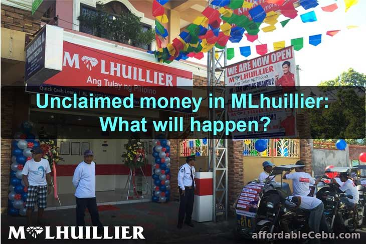 Unclaimed money in Mlhuillier
