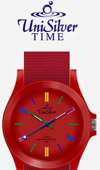Unisilver Time Watch