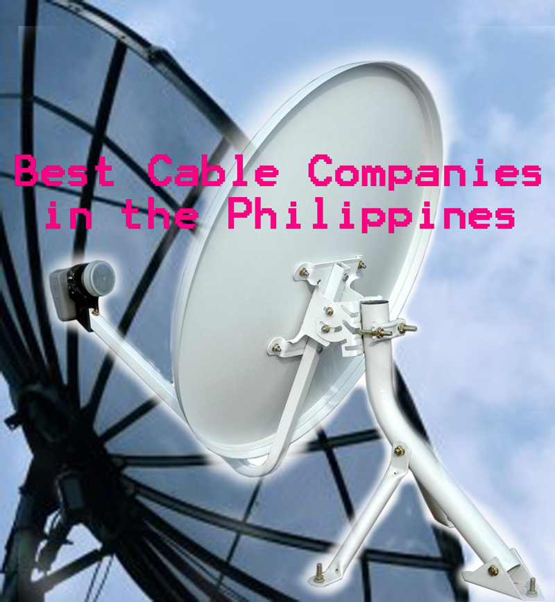 Best Cable Companies in the Philippines