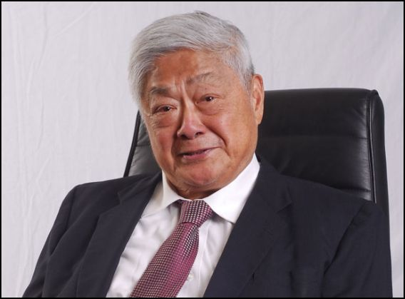 John Gokongwei Jr. photo