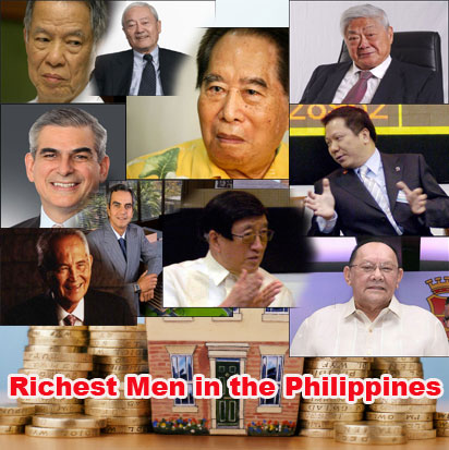 Richest Men in the Philippines photo