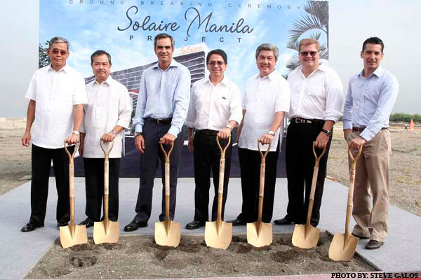 Solaire Manila Project