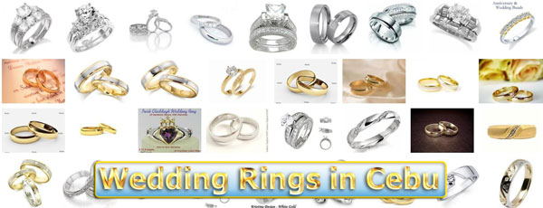 Wedding Rings in Cebu