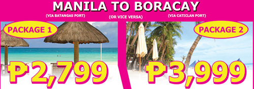 2GO Travel Promo 2013
