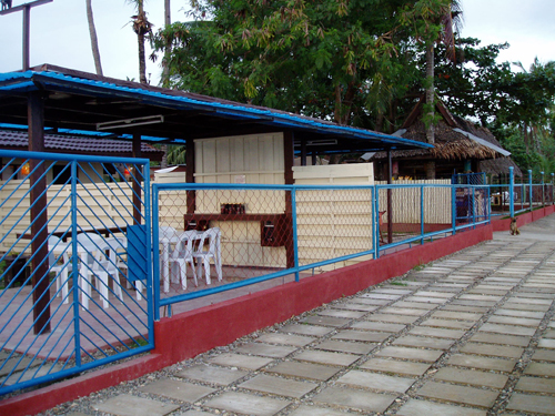 Guanzon Beach Resort