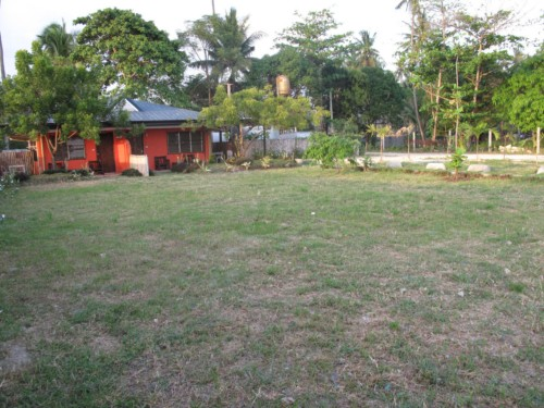 Guanzon Beach Resort Camp Area 1