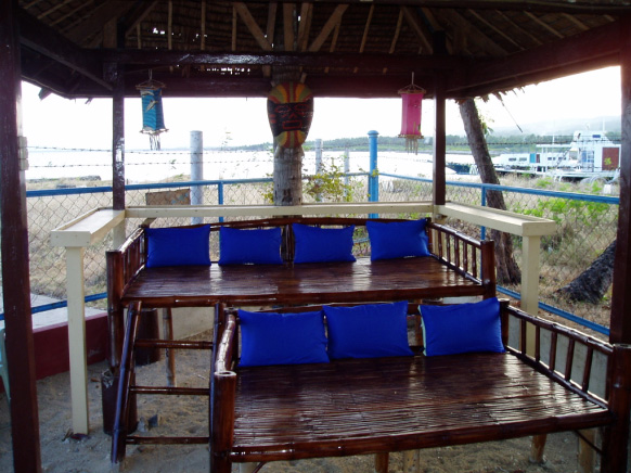 Guanzo Beach Resort Dining Area