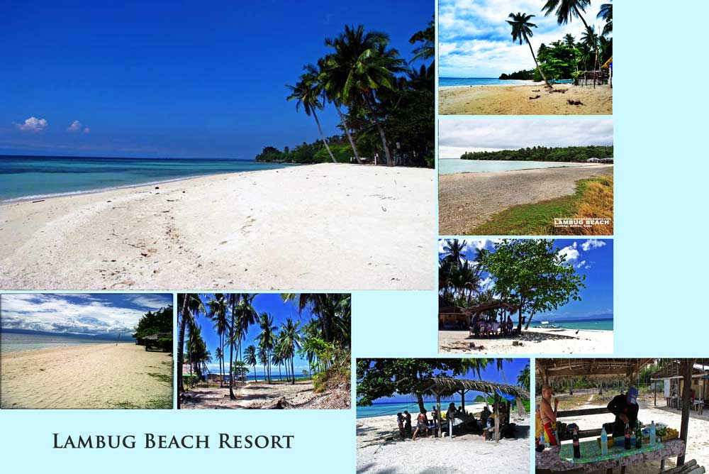 Lambug Beach Resort