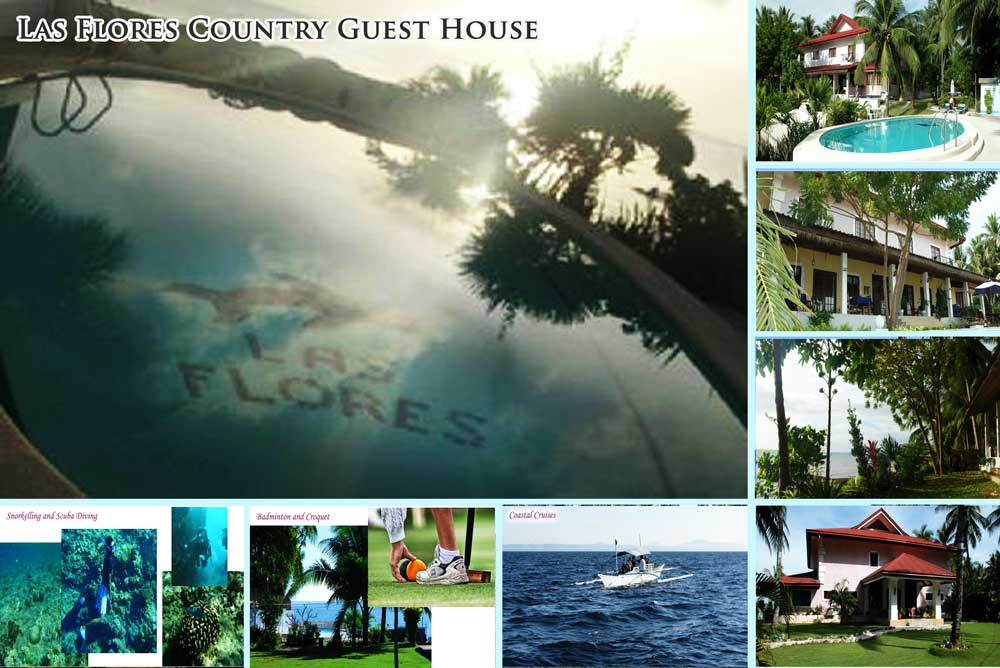 Las Flores Country Guest House and Restaurant
