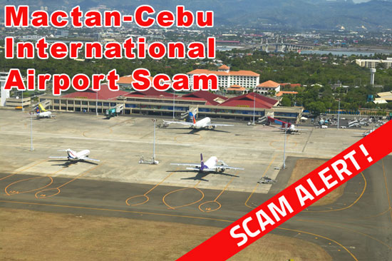 Mactan-Cebu International Airport Scam