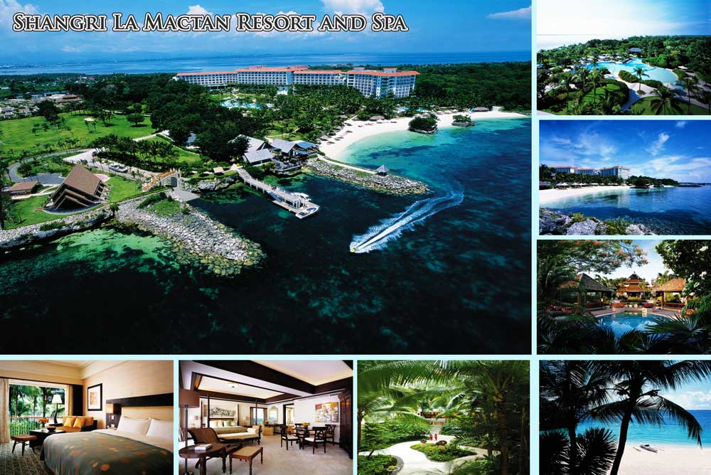 Shangri-La's Mactan Resort and Spa's Photos