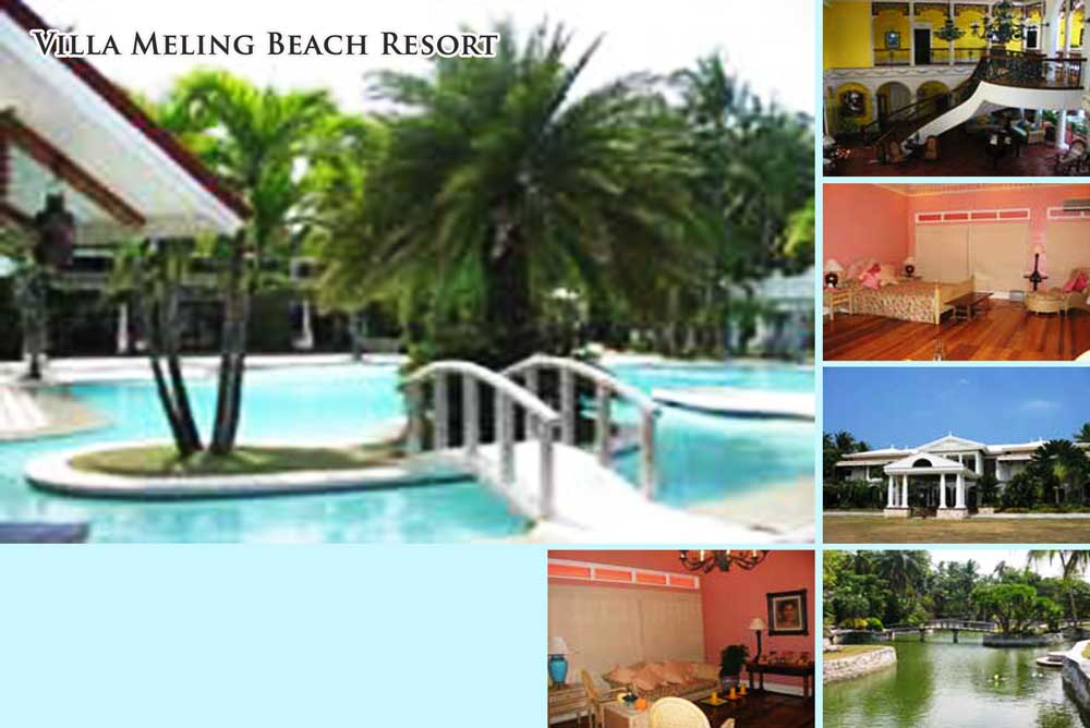 Villa Meling Beach Resort