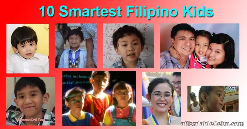 10 Smartest Filipino Kids