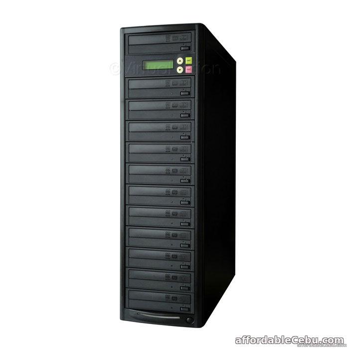 DVD duplicator machine