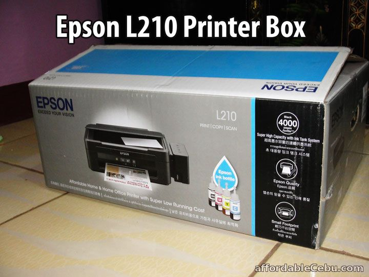 Epson L210 Printer Software Driver Download - Printers 29768