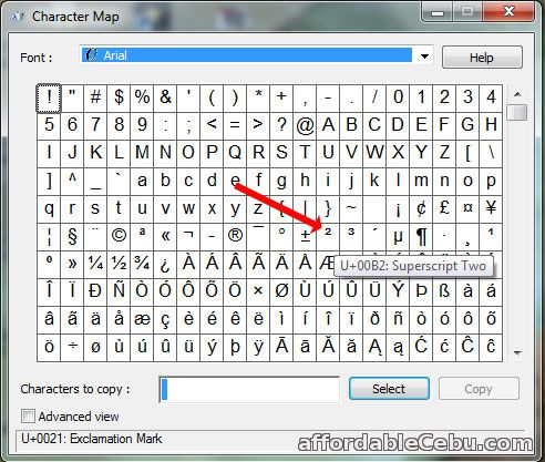 How To Type Square In Computer Keyboard Computers Tricks Tips