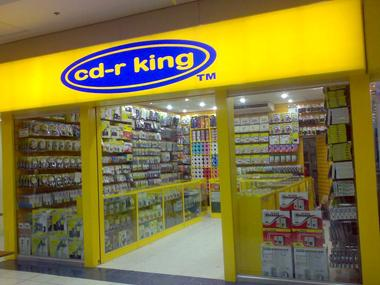 CD-R King Waltermart General Trias