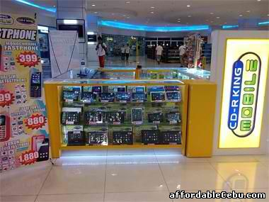 CDRKING Mobile Kiosk SM City Manila Branch