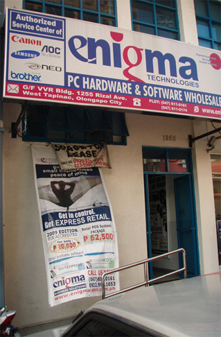 Enigma Technologies Olongapo City Branch