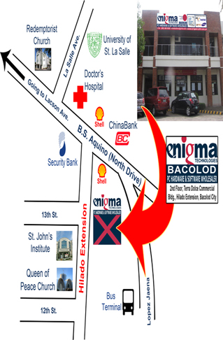 Enigma Bacolod Branch