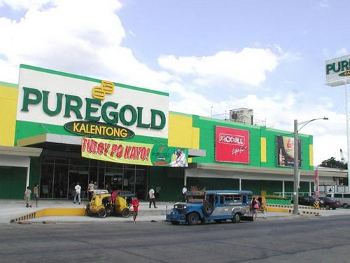 Puregold Kalentong Sta. Ana