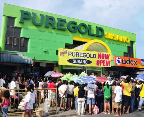 List of supermarket chains in the Philippines