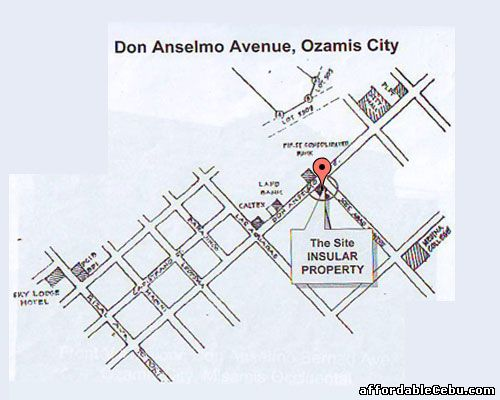 Unionbank Ozamis City Branch Map