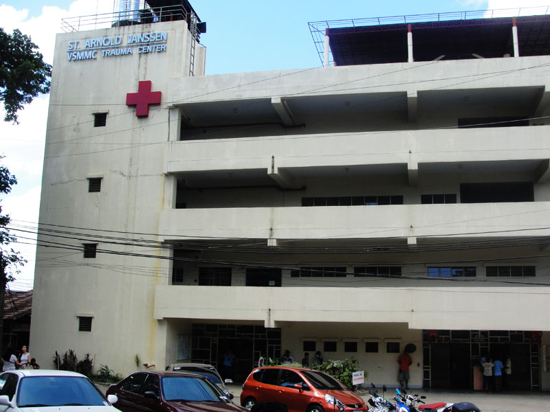 Vicente Sotto Memorial Medical Center Trauma Center