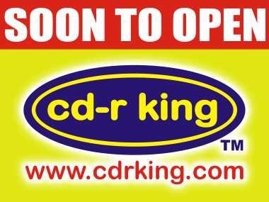 CD-R King Soon To Open