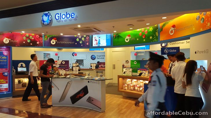 Globe Ozamis City Branch