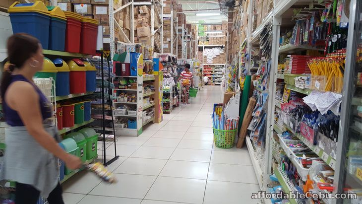 School Supplies inside Prince Hypermart Oroquieta