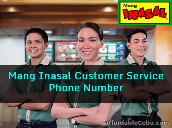 Mang Inasal Customer Service Phone Number